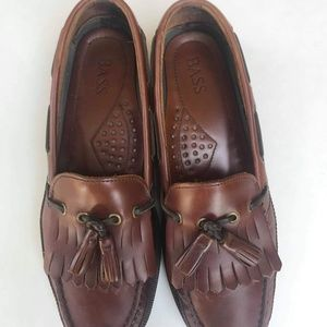 Bass loafers mens size 91/2